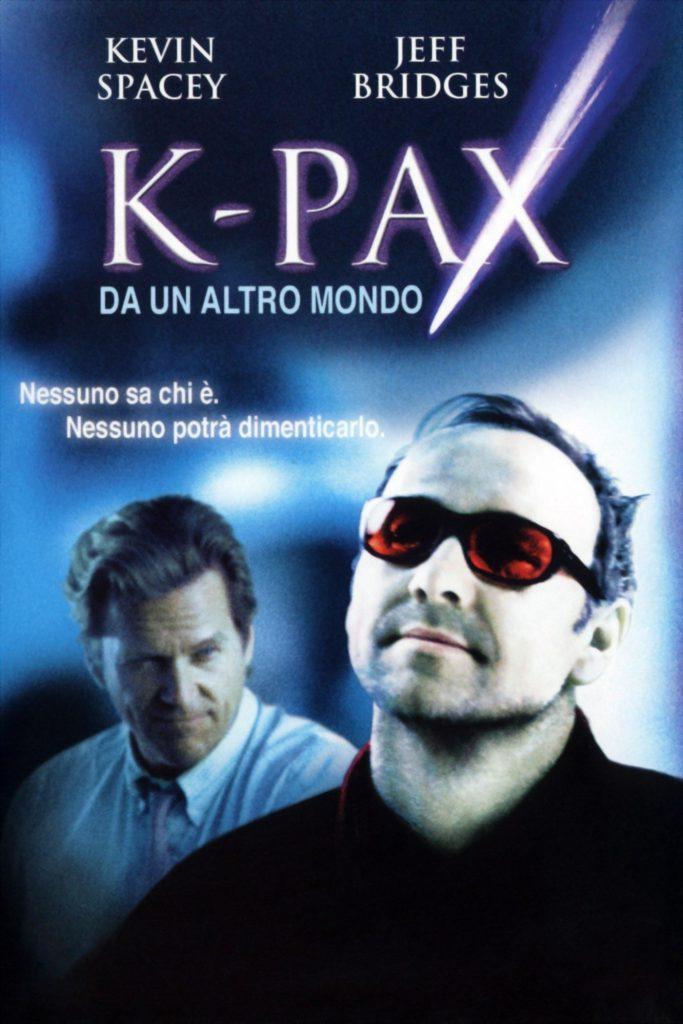 Locandina film K-PAX