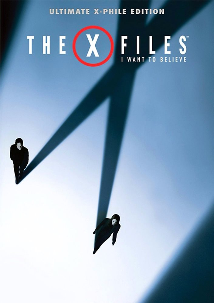 Locandina film X-Files