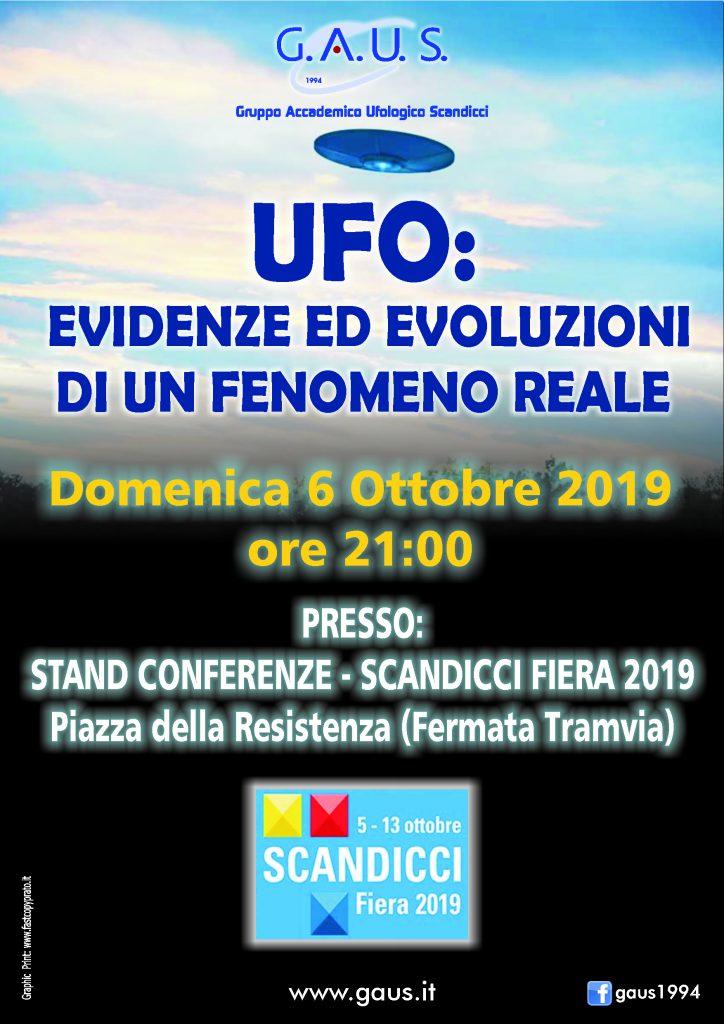 UFO: Evidenze ed evoluzioni di un fenomeno reale