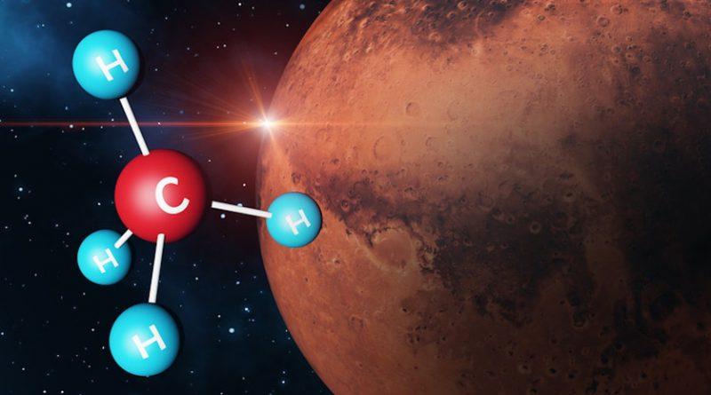 Metano su Marte: vita aliena?