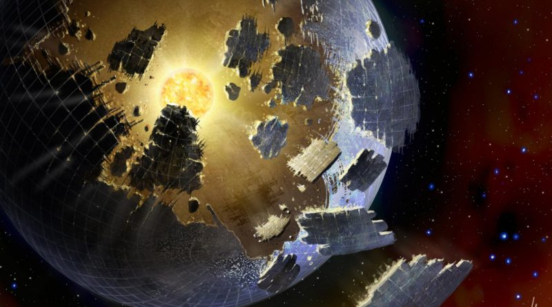 Dyson e le civiltà extraterrestri